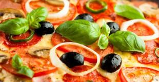 Quiches et pizzas