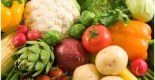 légumes et garniture