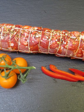 Filet Mignon Farci au Chorizo