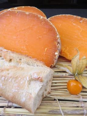 Mimolette vieille -Rèserve- 18 Mois