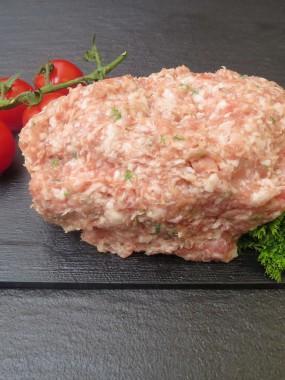 Farce pour Tomates - Porc et veau- persil-échalotes
