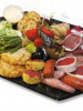 Plateau Gourmet de viandes et lègumes