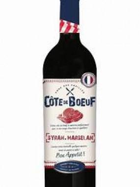 Vin rouge Cote de Boeuf