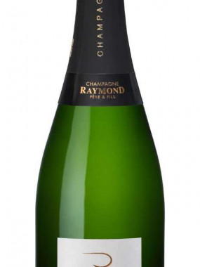 demie-bouteille Champagne Raymond brut