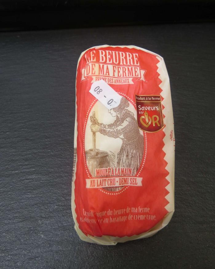 Beurre 1/2 sel