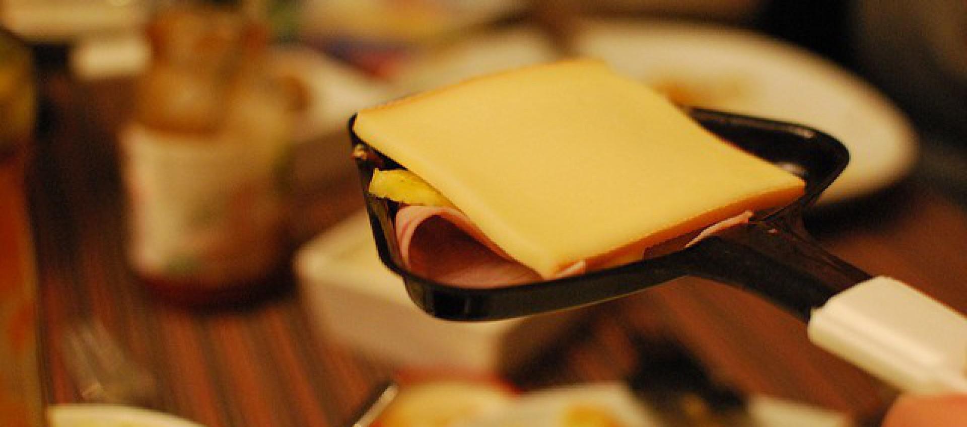 La raclette ....